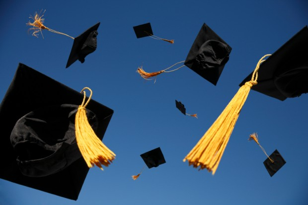 JagWire : Cap and Gown pick up!