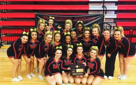 Cheer Wins Regionals