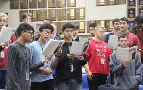 Choir All-State Auditions