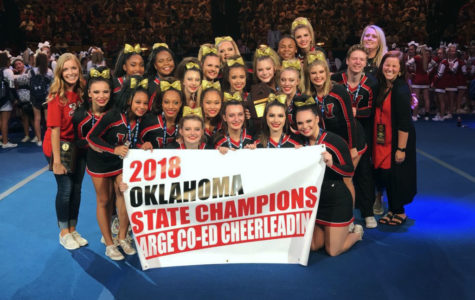 Golden Title for Cheer