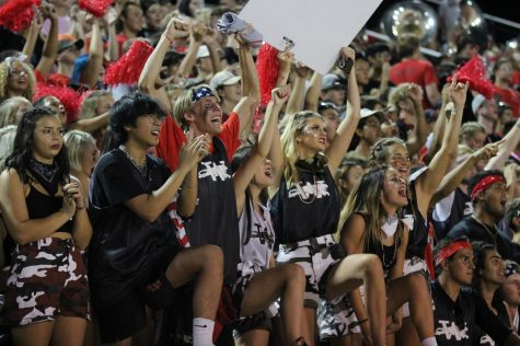 WHS Student Section Twitter Pops Off